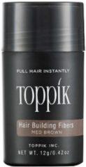 Haargroei vezels Toppik Hair Building Fibers Regular - 12 gram - Middenbruin