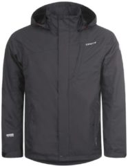 Funktionsjacke Stevie mit abnehmbarer Kapuze 56224-565 ICEPEAK Anthracite