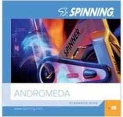 Zwarte Spinning® CD Volume 15 Andromeda