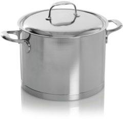Zilveren Demeyere Atlantis - Kookpan hoog - RVS - 24cm - Zilver