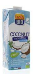 Isola Bio Kokosdrink met calcium suikervrij 1000 Milliliter
