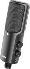 RØDE Rode NT-USB Microfoon voor studio's Bedraad Zwart