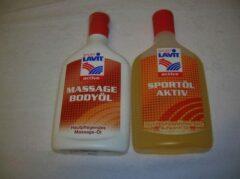 Sport Lavit Combi Sport & Massaeolie 2x200ml 1SET