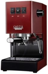 Rode Gaggia Classic Pro 2019 - Espressomachine - Cherry Red