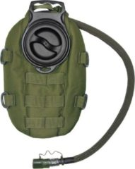 101inc Waterpack + 1,5ltr bladder groen