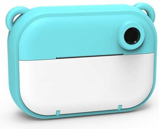 Afbeelding van The Zoo Family 3in1 Instant Print + Digitale kindercamera + Selfie Video - blauw
