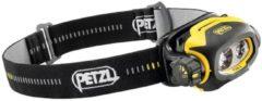 Zwarte Petzl Pixa 3 robuuste en waterdichte hoofdlamp