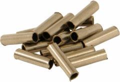 Albatros Sleeves - Onderlijnen - 1.8x1.4 mm Zilver 20 stuks Roofvis