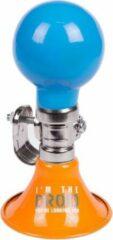 Disney Fietstoeter Star Wars Bb8 6,5 X 14 Cm Oranje/blauw