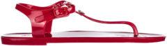 Rosso Emporio Armani EA7 Sandali donna 2000 core active