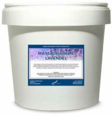 Claudius Cosmetics B.V Massage Crème Lavendel 5 liter