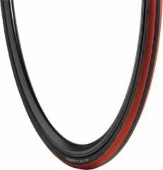Vredestein buitenband Fiammante DC 28 x 7/8 (23-622) zwart/rood