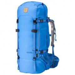 Blauwe Fjällräven - Kajka 75 - Trekkingrugzak maat 75 l blauw
