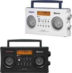 Sangean DPR-26 BT DAB+/FM Radio mit Bluetooth Farbe: schwarz