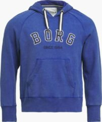 Witte Bjorn Borg Hooded Sweater Borg Sport Maat S