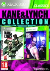 Square Enix Kane & Lynch Collection