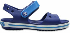 Crocs Crocband Sandal Kids 12856-4BX, Kinderen, Blauw, Sportsandalen maat: 34/35 EU