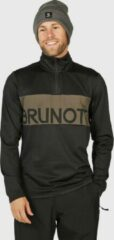 Zwarte Brunotti Frank Mens Fleece