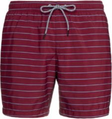 Protest SHARIF Beachshort Heren - Dark Cherry - Maat XXL