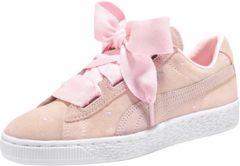 Rosa PUMA Sneaker »Suede Heart Valentine«