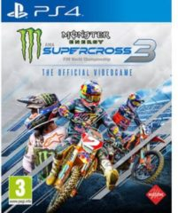 Bandai Namco Monster Energy Supercross 3: The Official Videogame (PS4)
