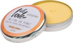 We Love The planet 100% natural deodorant original orange 48 Gram