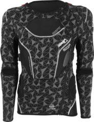 Zwarte Leatt Body Protector 3DF AirFit Lite - Beschermende kleding