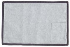 MiaVILLA Platzmatten-Set, 2-tlg., Baumwolle