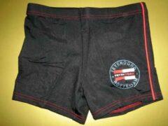 Feyenoord zwemboxer zwart - maat 176