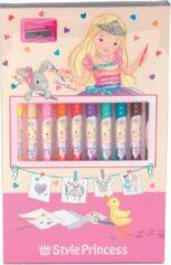 Depesche My Style Princess kleurpotlodenset, 10 kleuren