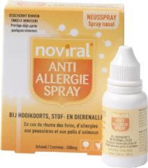 Noviral Noviral anti allergie spray 800m Gram