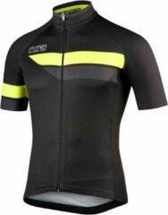 Bioracer - Bioracer Team S/S Jersey Bodyfit 2.0 - Fietsshirt maat M, zwart