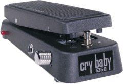 Zwarte Dunlop 535Q Crybaby Multi Wah wah-wah pedaal
