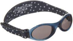 Baby Banz Banz - UV-beschermende zonnebril voor kinderen - Bubzee - Navy sterren - maat Onesize (2-5yrs)