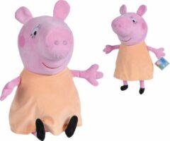 Simba Peppa Pig knuffel Mama Pig knuffel 33 cm