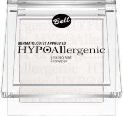 Transparante Hypoallergenic - Hypoallergene Fixing Mat Powder