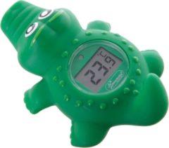 Dream baby Dreambaby Digital screen kamer & bad thermometer (krokodil design)