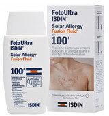 FotoUltra ISDIN Solar Allergy Fusion Fluid allergia solare SPF100+ 50ml