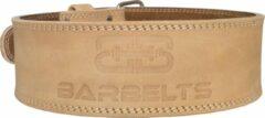 Bruine Barbelts Weightlifting belt | Powerlift riem | Lifting belt - XS