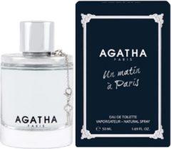 Agatha Paris Agatha Un Matin A Paris Eau De Toilette Spray 50ml
