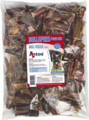 Antos Bullepeespuntjes - Hondensnacks - Rund 500 g - Hondenvoer