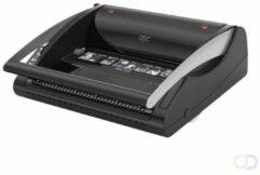 Zwarte GBC ClickBind 150 Manueel Pons-Bindmachine 145 Vel