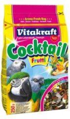 Vitakraft Cocktail Frutti grijspapegaai/ara/amazonian 250 gram