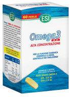 Esi Omega3 AC utile per la funzione cardiaca e celebrale 60 perle