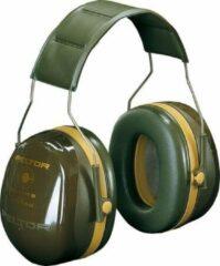 Groene 3M Peltor Bulls Eye III H540AGN Protective ear caps 35 dB 1 pc(s)