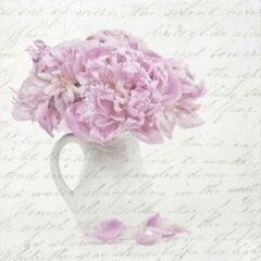 Sagen Vintage Design, Flowers in Mug papieren servetten