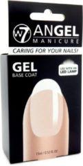 Transparante W7 Angel Manicure Gel UV Nagellak - Basecoat
