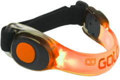 Oranje Gato Reflecterende armband - Unisex