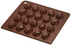Sonstiges Dr. Oetker Schokoladenform Ostereier 20 Motive Confiserie