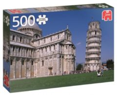 Jumbo Premium Collection Puzzel Tower of Pisa - Legpuzzel - 500 stukjes